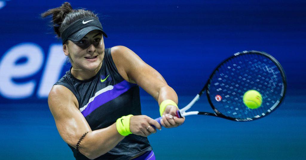 WTA ROMA,TENIS,BIANCA ANDREESCU,WTA,SIMONA HALEP